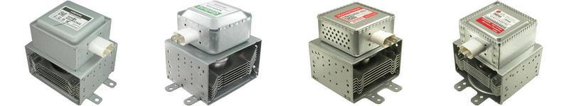 Различные виды магнетронов