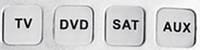 Кнопка выбора устройства для управления