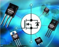 Силовые MOSFET-транзисторы Toshiba